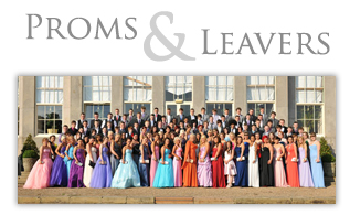 Proms & Leavers Promo : Links to leavers